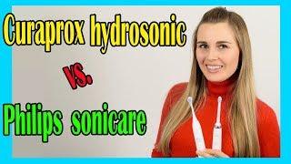 Vergleich Philips Sonicare DiamondClean vs. Curaprox hydrosonic ortho (pro)   DoctorAmi