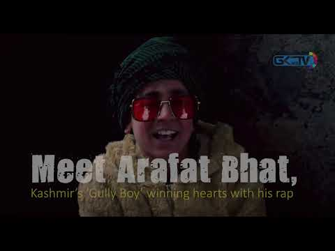 Meet Arafat Bhat, Kashmir's 'Gully Boy' winning hearts with his rap