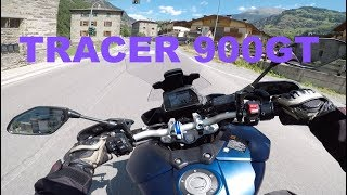 TRACER 900 GT  Test Ride
