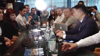 Open talk c капитанами команд участниц Летнего Кубка КВН