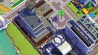 CITY MANIA TOWN BUILDING GAME Android / iOS Gameplay Video