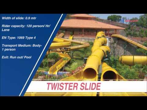 Body Twister Slide