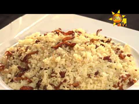 Hiru TV Anyone Can Cook