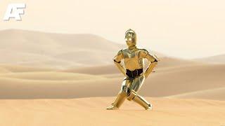C-3PO has got to poop