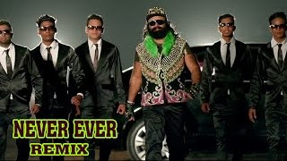 Never Ever (Remix) - Song Video - MSG: The Messenger
