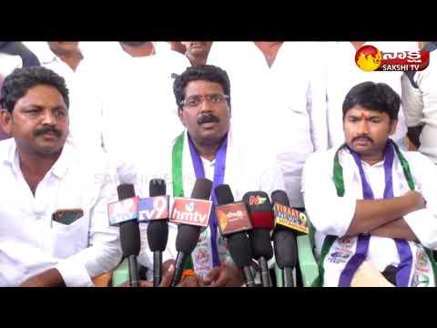 Maddisetty Venugopal Files Nomination | Darsi | Prakasham District