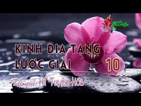 Kinh Địa Tạng Bồ Tát Lược Giảng 10
