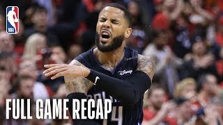 MAGIC vs RAPTORS | Dramatic Must-See Finish in Toronto | Game 1
