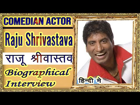 Live TV show - Based on celebrity Interview. Tarun vyas and raju shrivastava