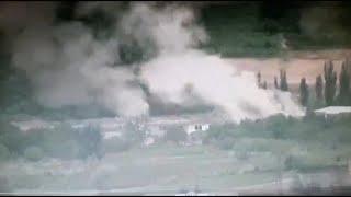 Walki na granicy Armenii i Azerbejdżanu. Koniec zawieszenia broni