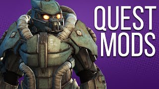5 Great Quest Mods - Fallout 4
