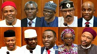 Senate Screens 10 Out Of 43 Ministerial Nominees