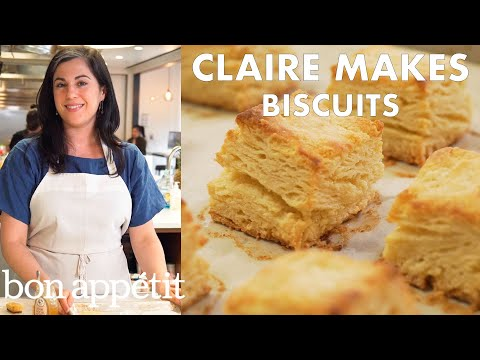 Claire Makes the Flakiest Buttermilk Biscuits | From the Test Kitchen | Bon Appetit