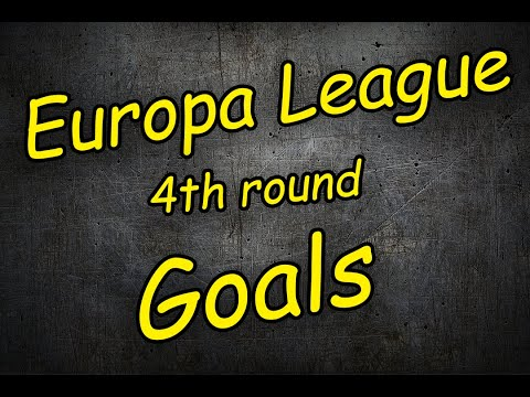 Europa League Results Highlights Qualifications 4th Round 201920 Goals