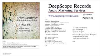 Joseph Anthony Ricciardo - It Was You (Music, Credits and Lyrics)