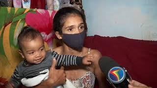 A família que 'não existe': mulher e cinco filhos não têm documentos