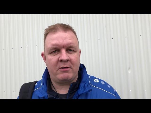 Gummi Guðjóns: Skelfilegur leikur af okkar hálfu