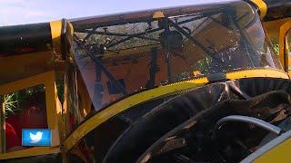Pilot who crashed landed plane speaks out