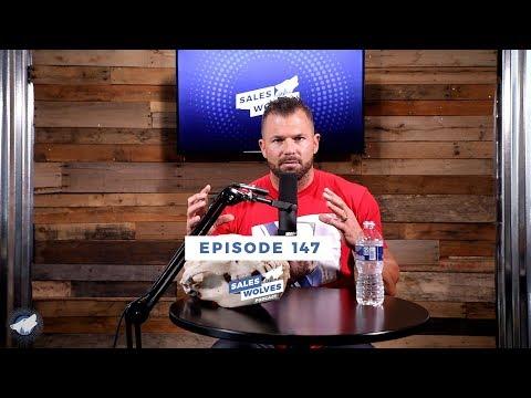 Sales Wolves Podcast | Episode 147 | I AM