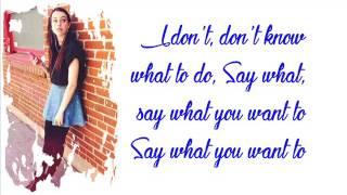 Cimorelli - That Girl Should Be Me (Lyrics) *LIVE VERSION