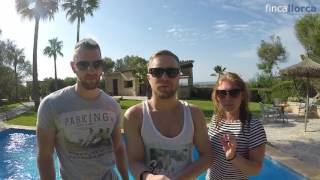 Video Jessica, Benjamin und Lukas