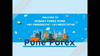 Currency Exchange in Pune +91 9823775745