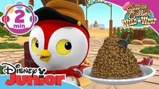 Sheriff Callie | The Wishing Well | Disney Junior UK