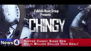 Chingy - Talk About It (Official Music Video)