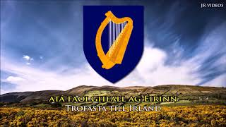 Irlands nationalsång (IR/SV text) - Irish Anthem (Swedish)