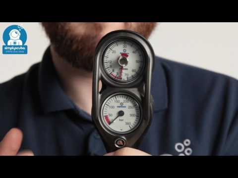 Apeks Triple Contents Depth Gauge And Compass – www.simplyscuba.com