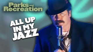 Duke Silver Smooth As Silver | Parks and Recreation | Comedy Bites