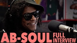 "Ab Soul on New Album ""Do What Thou Wilt"", TDE, And More! (Full Interview) 