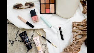 Beauty Products I Brought on Vacation
