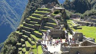 Machu Picchu, Peru in 4K Ultra HD