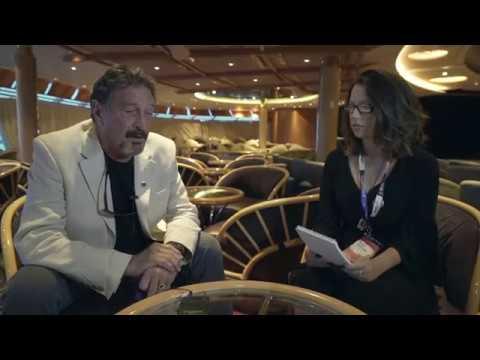 John Mcafee interview, \