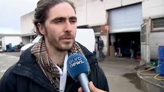 В Кале произошли столкновения между мигрантами