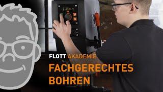 FLOTT Akademie - Fachgerechtes Bohren