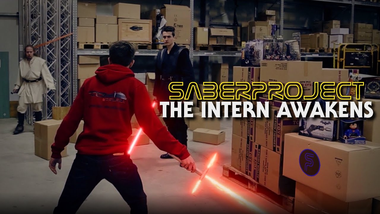 Kurzfilm: The Intern Awakens