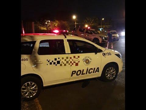 Polícia Militar conduziu envolvidos ao plantão