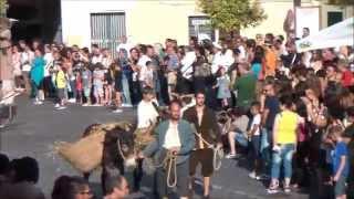 preview picture of video 'XIX PALIO MADAMA MARGARITA 6 LUGLIO 2014 - CASTEL MADAMA - CORTEO STORICO -'
