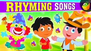 Music Song | Rhyming Song Collection | Nursery Rhymes & Kids Songs | Magicbox English