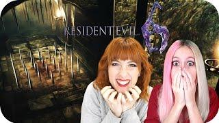 LILI ME MATA!! :O - Con Lili en 4.0 - Resident Evil 6 Biohazard Ep 09