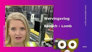 Wervingsvlog Bausch + Lomb