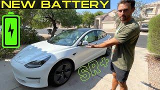 Tesla Model 3 SR+ Enough Car? - NEW LFP Battery!