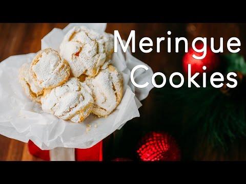 Easy Meringue Cookies Recipe – Perfect Holiday Dessert