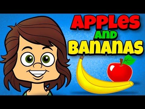Música Apples and Bananas
