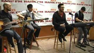 "Danny Gokey performs ""My Best Days are Ahead of Me"""