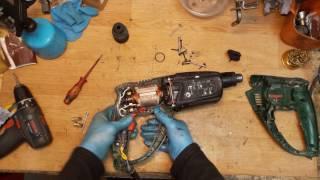 Bosch PBH 3000-2 FRE repair assemble