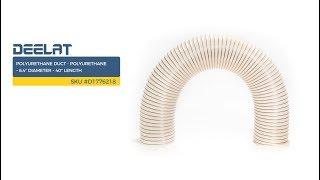 Polyurethane Duct - Polyurethane – 6.4