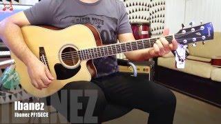 Ibanez PF15ECE - Elektro Akustik Gitar